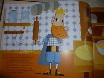 On a volé la recette de la galette 1 - Larousse - Les lectures de Liyah