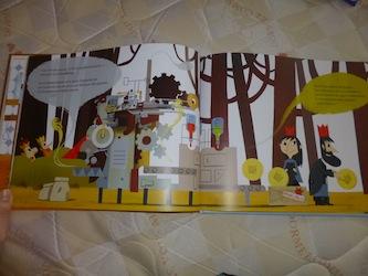 On a volé la recette de la galette 2 - Larousse - Les lectures de Liyah