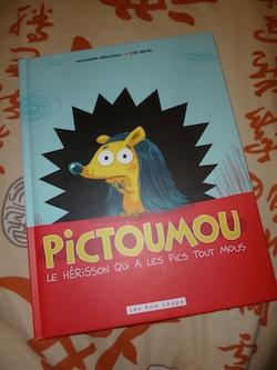 Pictoumou - 400 coups - Les lectures de Liyah