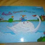 Poucette canard - Eponyme - Les lectures de Liyah