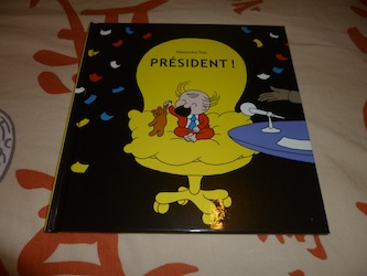 President - EDL - Les lectures de Liyah