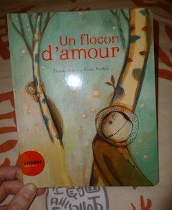Un flocon d'amour )- Actes Sud - Les lectures de Liyah