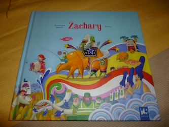 Zachary - Dadoclem - Les lectures de Liyah