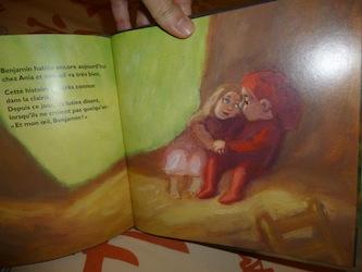 Comment Benjamin est tombé amoureux 2 - EDL - Les lectures de Liyah