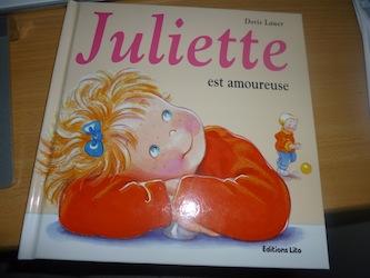 Juliette est amoureuse - Lito - Les lectures de Liyah