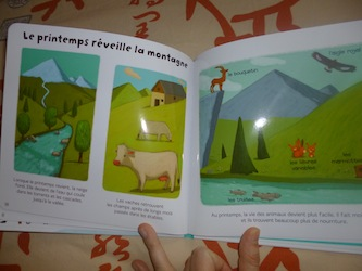 La montagne 2 - Larousse - Les lectures de Liyah