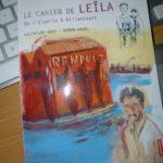 Le Cahier De Leila - Autrement - Les lectures de Liyah