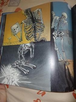 Le petit pecheur et le squelette 1 - Les lectures de Liyah