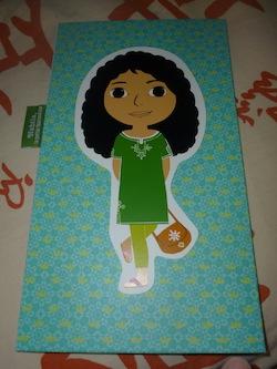 Nabila la petite marocaine - Tourbillon - Les lectures de Liyah