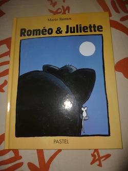 Romeo & Juliette - EDL - Les lectures de Liyah