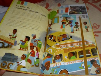 Salimata la petite senegalaise 1 - Tourbillon - Les lectures de Liyah