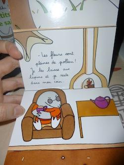 4 petits livres de saisons 3 - EDL - Les lectures de Liyah