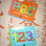 ABC 123 - Hatier - Les lectures de Liyah