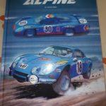 Alpine - Glénat - Les lectures de Liyah