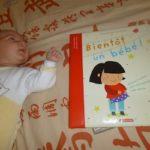 Bientot un bébé - Casterman - Les lectures de Liyah