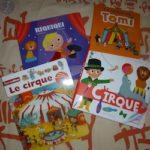 Et Si On Allait Au Cirque - Les lectures de Liyah