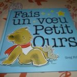 Fais un voeu petit ours - Circonflexe - Les lectures de Liyah