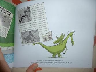 George le dragon 1 - EDL - Les lectures de Liyah