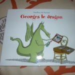 George le dragon - EDL - Les lectures de Liyah