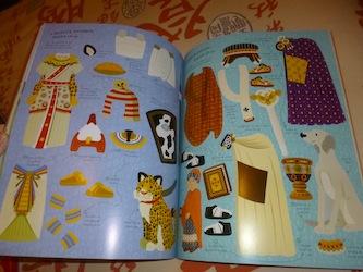 Habille les pirates ages 2 - Usborne - Les lectures de Liyah