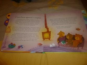 Histoires de nounours 1 - Usborne - Les lectures de Liyah