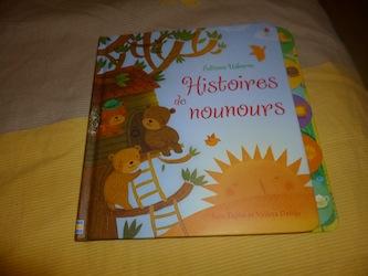 Histoires de nounours - Usborne - Les lectures de Liyah