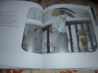 Jour de neige 2 - EDL - Les lectures de Liyah