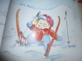 La fée Baguette fait du ski 2 - Lito - Les lectures de Liyah