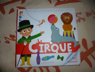 Le cirque - Larousse - Les lectures de Liyah