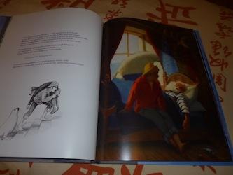 Le pirate et le gardien de phare 1 - Didier - Les lectures de Liyah