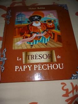 Le tresor de papy pechou - Locus - Les lectures de Liyah