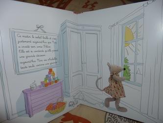 Nini s'habille toute seule 1 - Larousse - Les lectures de Liyah