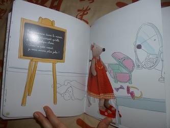 Nini s'habille toute seule 2 - Larousse - Les lectures de Liyah
