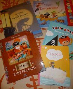 Pirates - Les lectures de Liyah
