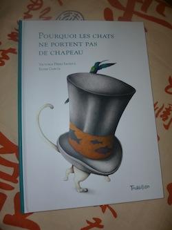 Pourquoi les chats ne portent pas de chapeau - Tourbillon - Les lectures de Liyah
