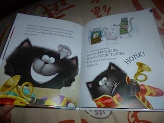 Splat et le gang des chats 1 - Nathan - Les lectures de Liyah