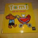 Tomi le chat - Hatier - Les lectures de Liyah