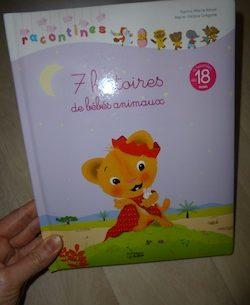 7 histoires de bebes animaux - Lito - Les lectures de Liyah