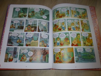 BD Mamette 6 1 - Glenat - Les lectures de Liyah