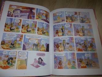 BD Mamette 6 2 - Glenat - Les lectures de Liyah
