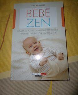 Bebe zen - Leduc - Les lectures de Liyah