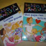 Bravo la famille - Fleurus - Les lectures de Liyah