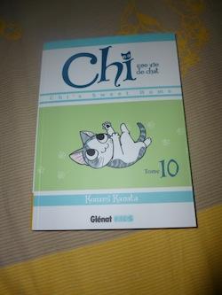 Chi 10 - Glenat - Les lectures de Liyah