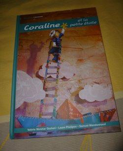 Coraline et la petite étoile - Eponymes - Les lectures de Liyah