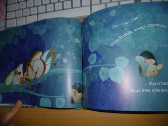 La fanfare des grenouilles 1 - Balivernes - Les lectures de Liyah