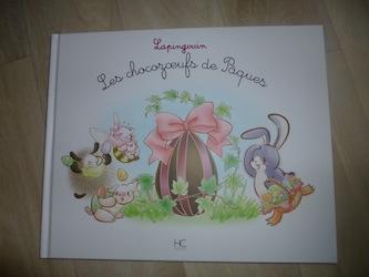 Lapingoun Paques - HC éditions - Les lectures de Liyah