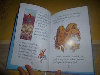 Les animaux magiques 1 - Usborne - Les lectures de Liyah
