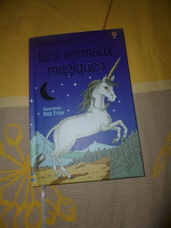 Les animaux magiques - Usborne - Les lectures de Liyah