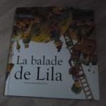 La balade de Lila - Clochette - Les lectures de Liyah