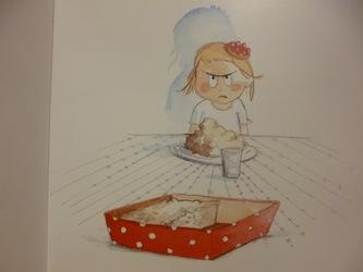 La fée baguette aime la galette 1 - Lito - Les lectures de Liyah